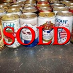 77 Empty Beer Cans