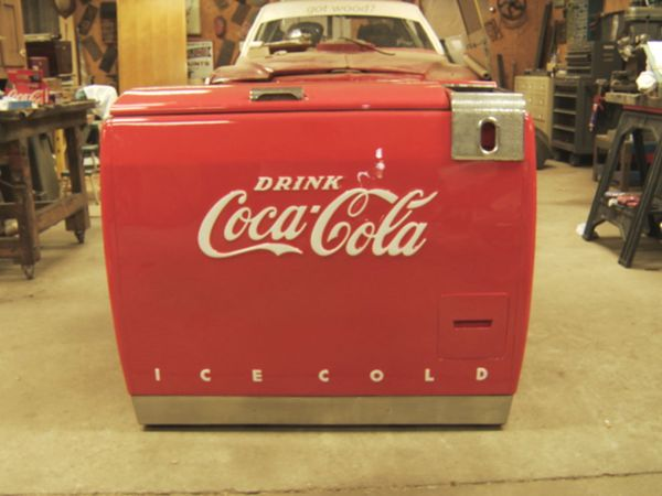Coke Cooler After