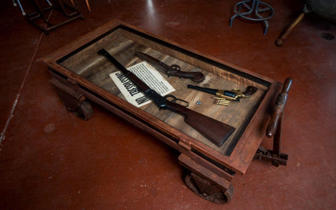 The Gun Table